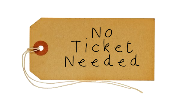 No Tickets Required NYE